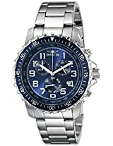 Invicta II Analog Blue Dial Men's Watch - 6621