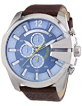 Diesel Analog Blue Dial Men's Watch - DZ4281