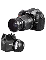 Neewer 10001053 52mm Wide Angle + 52mm Telephoto Lens Kit