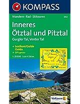 042: Inneres Otztal - Gurgler Tal-Venter Tal 1:25, 000