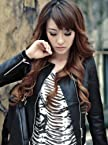 OnlyUrs Fashion Slim-Fit Leather Jacket For Women