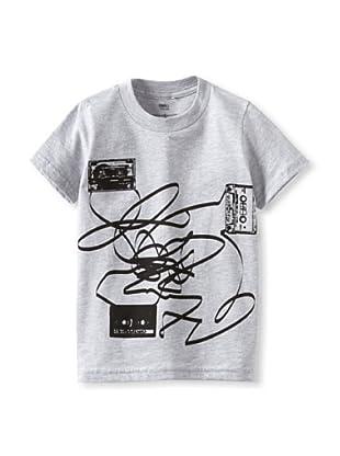 Captain Monkey Boy's The Peter T-Shirt (Grey)