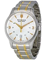 Victorinox Swiss Army White Dial Analog Men's Watch 241477