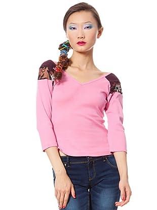 Custo Camisa Berru (Rosa)