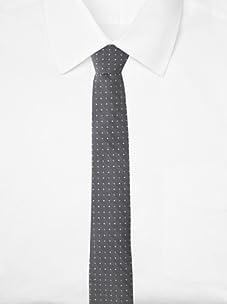Original Penguin Men's Pacific Neat Tie, One Size (Yellow)