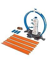 Hot Wheels Workshop Track Builder Loop Launcher Track Extension