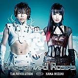 OPテーマ T.M.Revolution×水樹奈々「Preserved Roses」(初回生産限定盤)(DVD付)