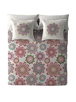 COSTURA Set Bettbezug Und Kissenbezug Shiva