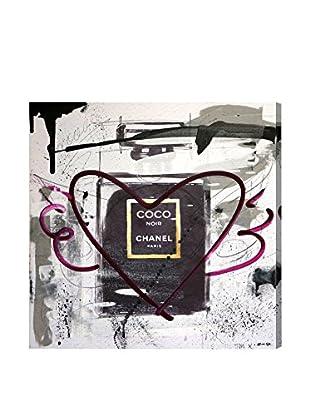 Oliver Gal Noir Remix Canvas Art