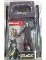 Batman The Dark Knight 6 Tall Action Figure - THE JOKER with Crime Scene Eviden