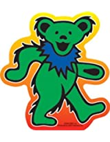 Licenses Products Grateful Dead Dancing Bear Sticker by Licenses Products
