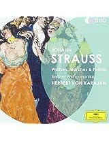 Strauss: Waltzes, Marches & Po