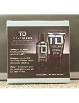 Td Towel Dry Travel Pack For Fine Hair