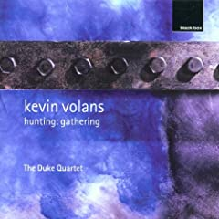 Volans:String Quartets 1