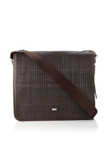Cerruti Men's Deauville Bag, Brown