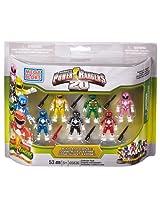 Mega Bloks Power Rangers 20th Anniversary Collector Pack