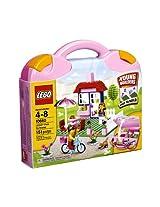 Lego Bricks - Pink Suitcase