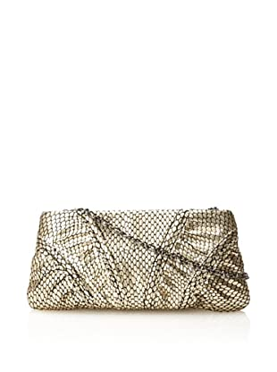 Inge Christopher Women's Deidre Clutch (Platinum)