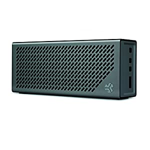 Crasher by JLab Loud Portable Bluetooth Stereo Speaker with 18 Hour Battery