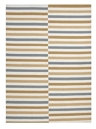 Jaipur Rugs Line Dance Indoor/Outdoor Rug (Beige)
