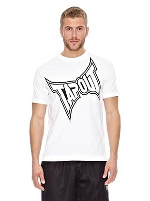 Tapout Camiseta Crew 6 (Blanco)