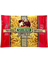 San Remo Trivelle, Durum Wheat Pasta, 500gm