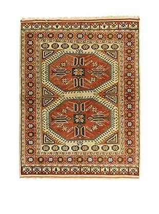 L'Eden del Tappeto Teppich Shirvan braun/beige 179t x t137 cm