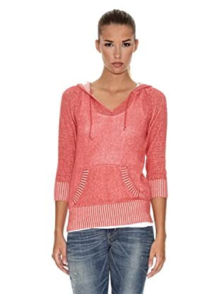 Levi´s Sweater (coral red body)