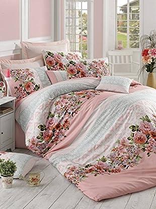 Colors Couture Bettdecke und Kissenbezug History