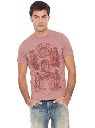 Pepe Jeans London Camiseta Albion (Grosella)