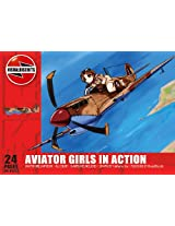 AVIATOR GIRLS IN ACTION