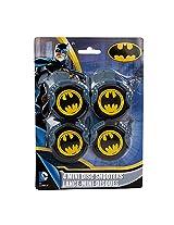 Unique Batman Mini Disc Shooters (4 Count)