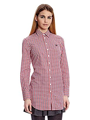 Fred Perry Bluse klassisch