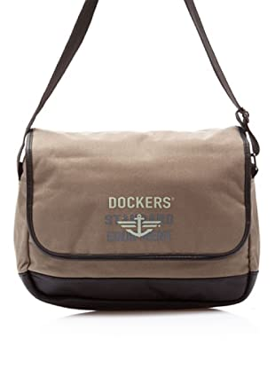 Dockers Bags Messenger Laptop British (Caqui)