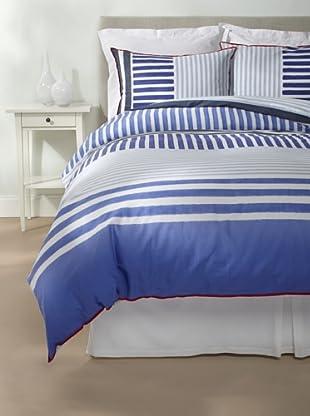 Tommy Hilfiger Mariners Cove Duvet Cover Set (Blue)