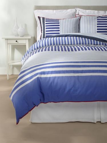 Tommy Hilfiger Mariners Cove Duvet Set (Blue)