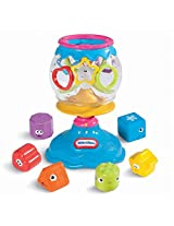 Little Tikes Discover Sound Shape Sort and Scatter, Multi Color