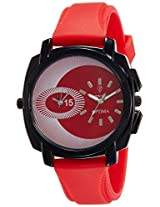 Optima Analog Multi-Color Dial Men's Watch - FT-ANL-2531