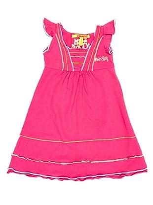 Miss Sixty Kids Vestido Liso (Fucsia)