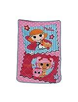 Lalaloopsy Ultra-Soft Toddler Blanket