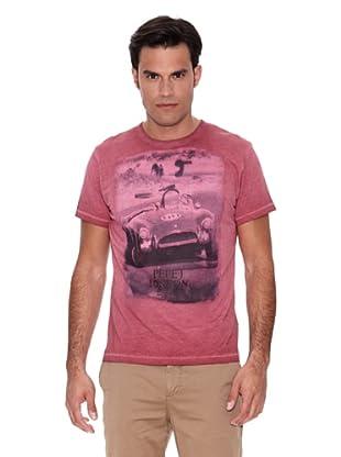 Pepe Jeans London Camiseta Pegasus (Rojo)