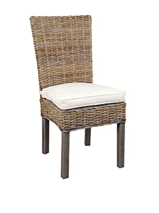 Jeffan Ruti Side Chair with Seat Cushion