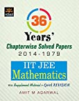 IIT JEE - Mathematics : 36 Year's Chapterwise Solved Papers (2014 - 1979)