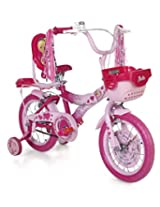 My Baby Excel Barbie Cycle, Pink (14-inch)