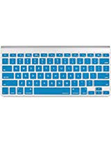 Protective Cover in Blue for Macbook Pro, Macbook Air and Most Mac Keyboards