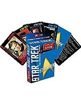 Star Trek Playing Card Game