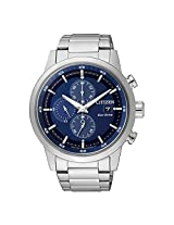 Citizen Chronograph Blue Dial Men's Watch - CA0610-52L