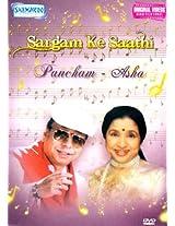 Sargam ke Saathi (Pancham Asha): Original Videos of Hindi Film Songs (DVD) - Pancham &Asha - Shemaro