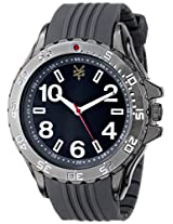 Zoo York Men's ZY1230 Core Street Analog Display Analog Quartz Grey Watch