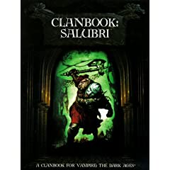 Clanbook: Salubri (Vampire, the Dark Ages)